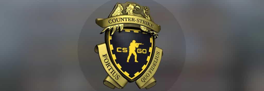 Buy CSGO Loyalty Badge Accounts