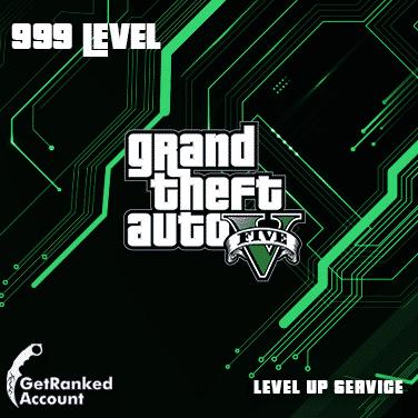 Level up in gta v pc